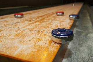 SOLO® Shuffleboard Movers